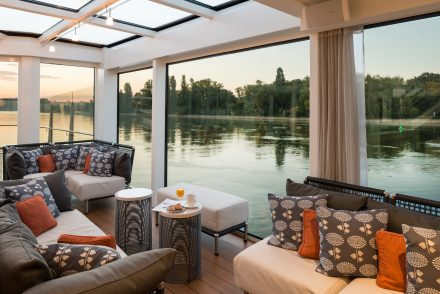 Viking River Cruise Terrace Luxury Vacation