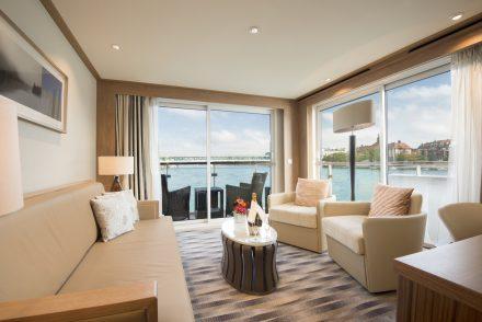 Viking River Cruise Explorer Suite Rhine Valley German Luxury Vacation