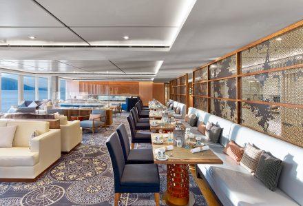 Viking Ocean Cruise Mamsen Restaurant Luxury Vacation