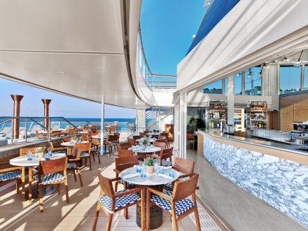 Viking Ocean Cruise World Cafe Luxury Vacation