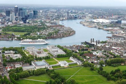 Viking Ocean Cruise Viking Star Thames River London Luxury Vacation