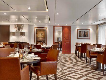 Viking Ocean Cruise Manfredi's Italian Restaurant Luxury Vacation