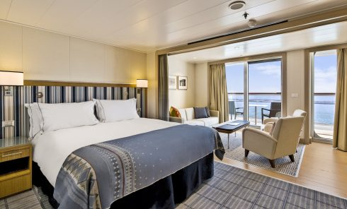 Viking Ocean Cruise Penthouse Junior Suite Luxury Vacation