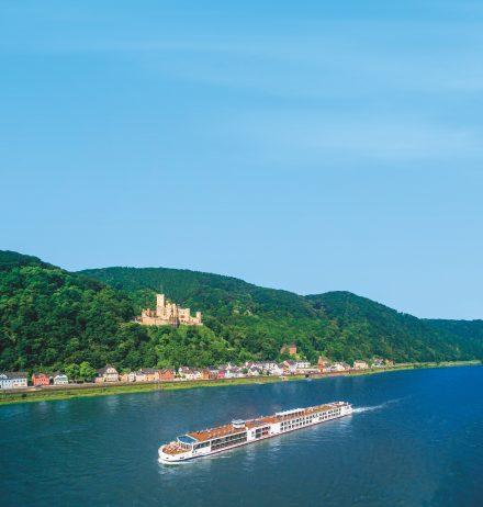 Viking River Cruise Stolzenfels Castle Luxury Vacation