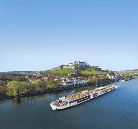 Viking River Cruise Marienberg Fortress Wurzburg Germany Luxury Vacation