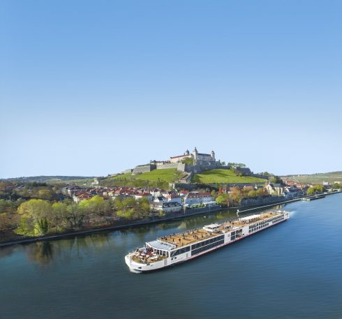 Viking River Cruise Marienberg Fortress Wurzburg Germany Luxury Vacation