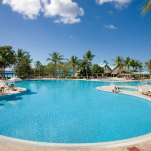 Dreams Luxury Resort Pool Vacation