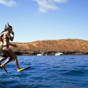 Hawaii Luxury Vacation snorkeling