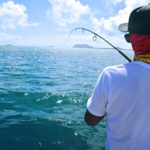 Hawaii Kaneohe Bay fishing