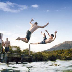 Kerr Bay Lake Family Fun