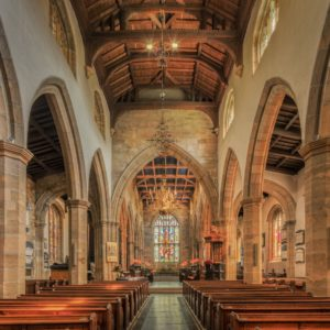 Lancaster Priory Church, Lancaster, United Kingdom