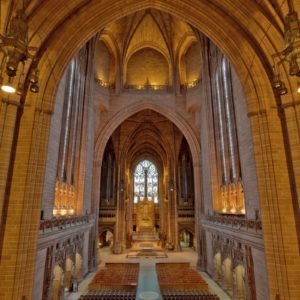 Liverpool Cathedral, St James Mt, United Kingdom