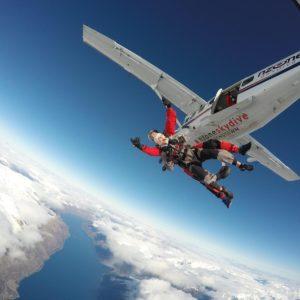 Queenstown Skydive
