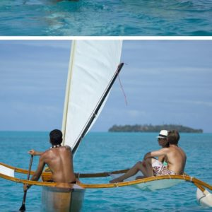 Tahiti Bora Bora Luxury Vacation Catamaran Romantic Getaway