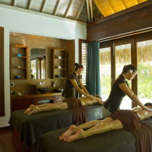 Tahiti Bora Bora Luxury Vacation Couples Massage