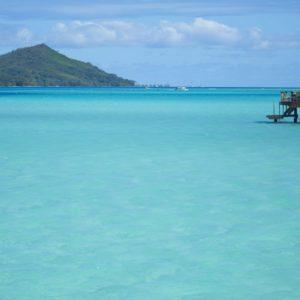 Tahiti Bora Bora Overwater Bungalows