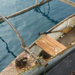 Tahiti Huahine Canoe Outriggers Traditional