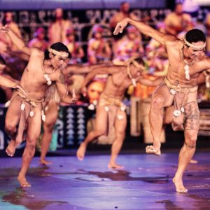 Tahiti Traditional Dance Men Luxury Vacation