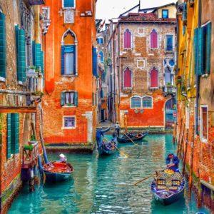 Venice, Italy beautiful buildings