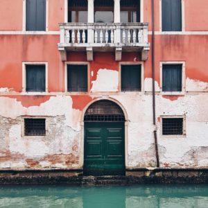 Venice, Italy door canal