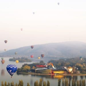 Act Canberra Aerials Festivals Events Luxury Australia Vacation