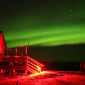 Alaska Luxury Vacation Fairbanks Northern Lights