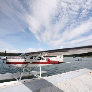 Alaska Luxury Vacation Glacier Bay National Park And Preserve Seaplane Dock
