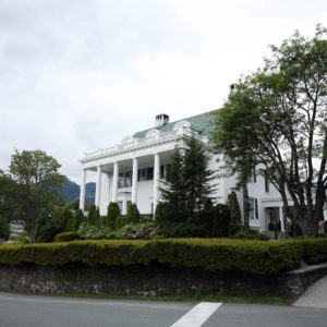 Alaska Luxury Vacation Juneau Governor S Mansion