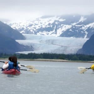 Alaska Luxury Vacation Juneau Kayaking