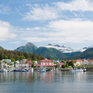 Alaska Luxury Vacation Sitka