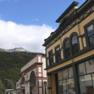 Alaska Luxury Vacation Skagway