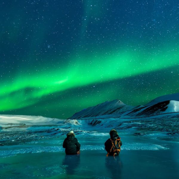 Aurora Polar Lights Northen Lights Aurora Borealis Alaskan Luxury Vacation