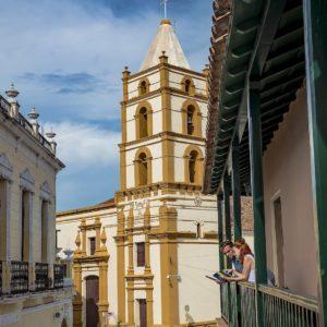 Cuba Luxury Vacation Balcony Camaguey