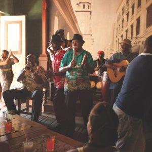 Casa De La Trova Dancers Santiago Cuba Luxury Vacation