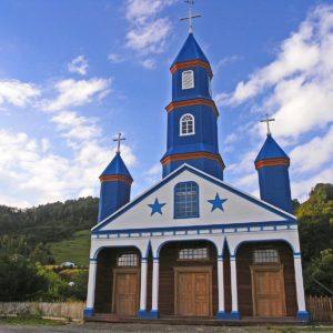 Chiloé Iglesia Tenaún