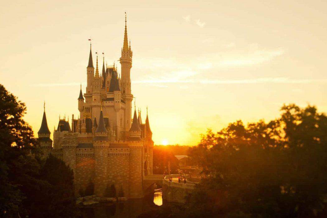 Cinderella Castle Magic Kingdom Walt Disney
