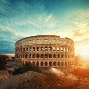 colliseum rome italy