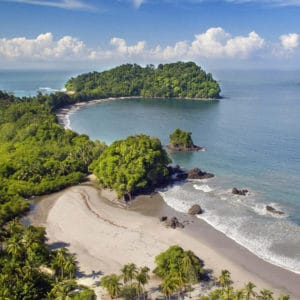 Costa Rica Beach Jungle Paradise Luxury Vacation