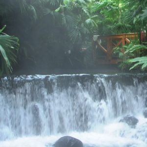 Costa Rica Hot Water Arenal Volcano Travel Paradise