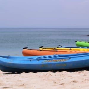 Costa Rica Kayaks Sea