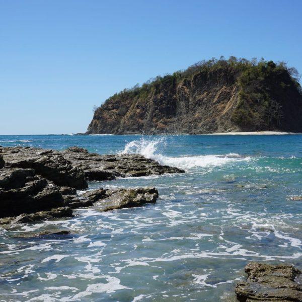 Costa Rica Ocean Waves Rica Costa Sea Beach