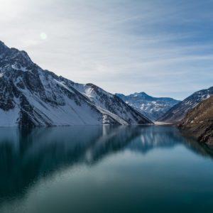 El Yeso Dam Chile