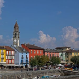 Europe Luxury Switzerland Vacation Ascona Church Ticino Switzerland Architecture