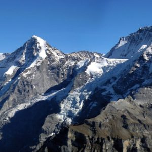 Europe Luxury Switzerland Vacation Eiger Mountains Mönch Jungfrau Snow Sport Alps
