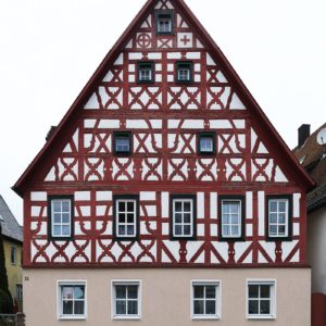 Europe Luxury Switzerland Vacation Fachwerkhaus Facade Renovated Historic Center