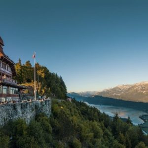 Europe Luxury Switzerland Vacation Interlaken Harder Harder Kulm Bern Panorama