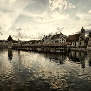 Europe Luxury Switzerland Vacation Lucerne Switzerland City Sky Water Lake