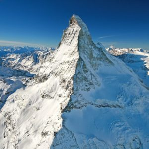 Europe Luxury Switzerland Vacation Matterhorn Mountain Berggipifel Mountain Landscape