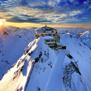 Europe Luxury Switzerland Vacation Schilthorn Mountain Station Switzerland Alpine