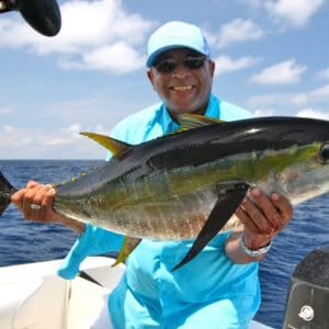 Fishing Ocean Ocean Fishing Costa Rica Yellowfin